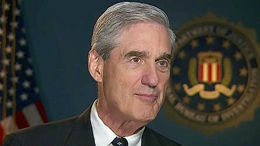 Robert Mueller speaks out on 'Special Report'
