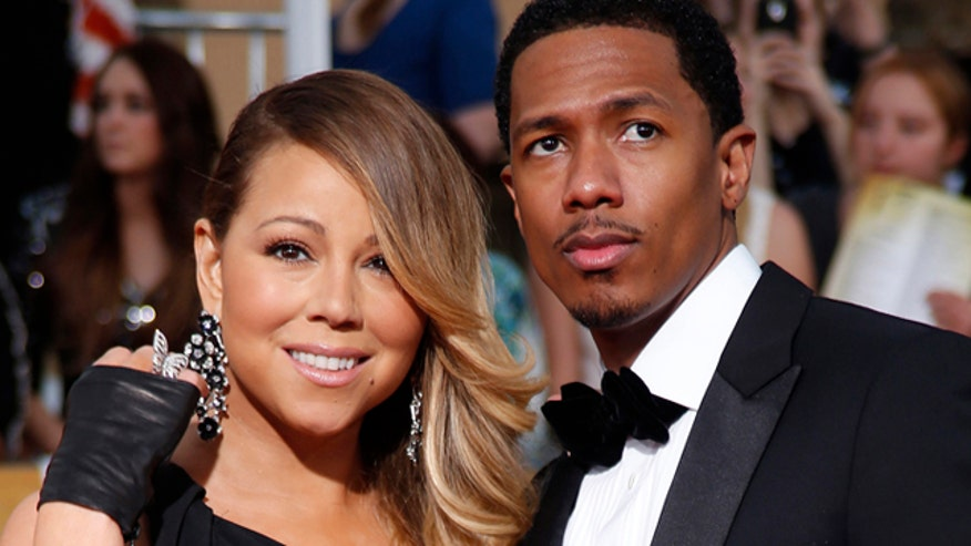 Nick Cannon confirms he and Mariah Carey are living separately