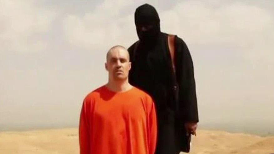 The Justice Department opens a criminal investigation into James Foley's beheading by ISIS terrorists