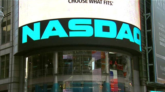 Nasdaq closes higher day after 'flash freeze' causes outage