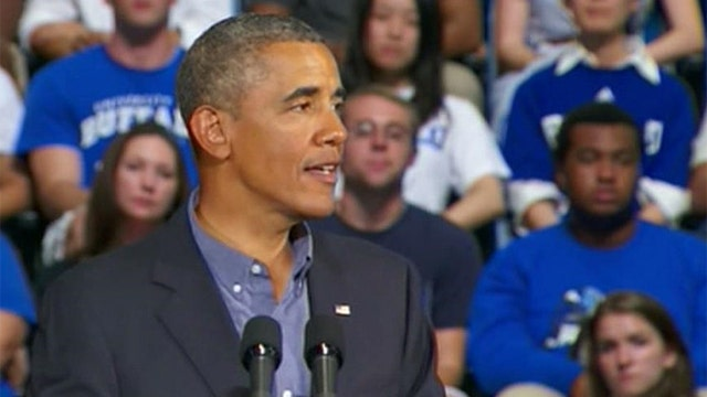 President Obama takes aim at rising cost of college