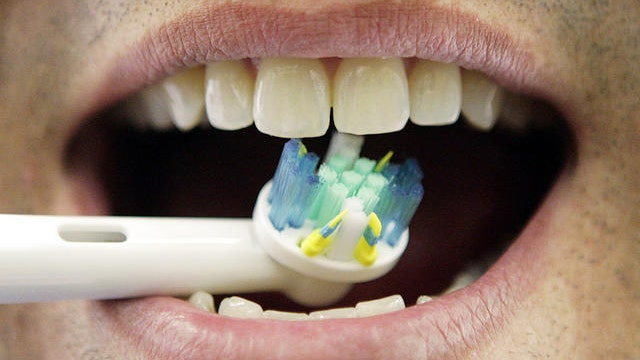 Study: Brushing your teeth can lower cancer risk