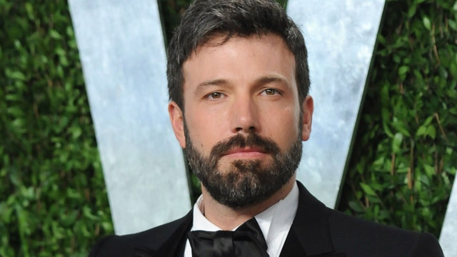 Fans furious that Ben Affleck is Batman