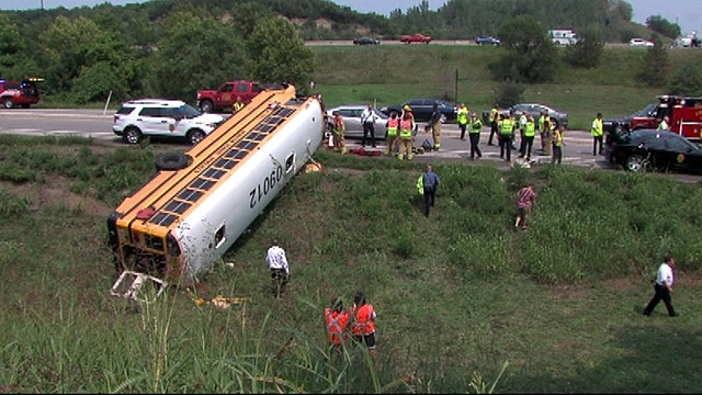 Good Samaritans speak out after bus crash