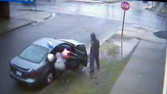 Motor City hit with wave of carjacks