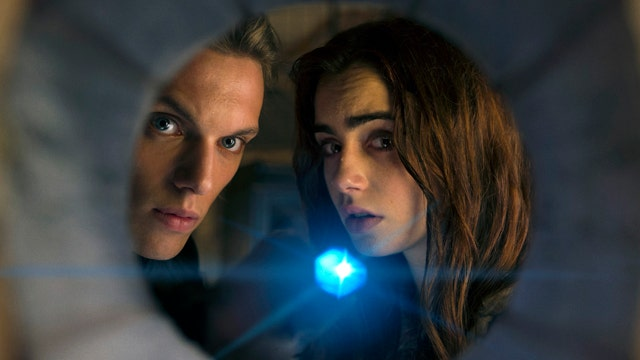 Supernatural creatures do battle in 'The Mortal Instruments'