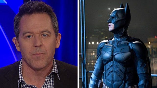 Gutfeld: The problem with 'Batman' isn't Batman