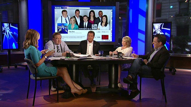 Friday Facebook free-for-all on 'The Five'