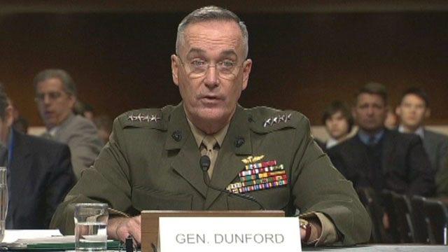 Last general in Afghanistan