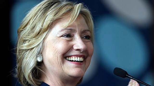 Potential Democratic competition for Hillary in 2016