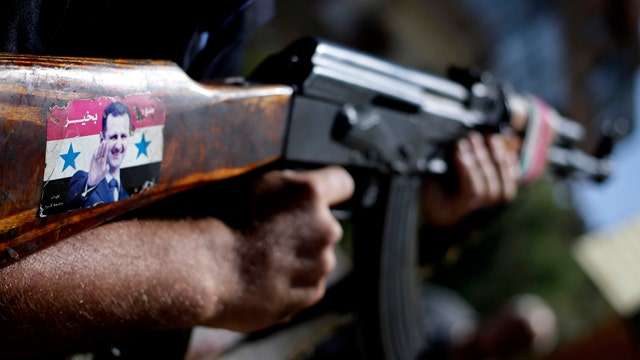 Syria becoming a 'safe haven' for radicals?
