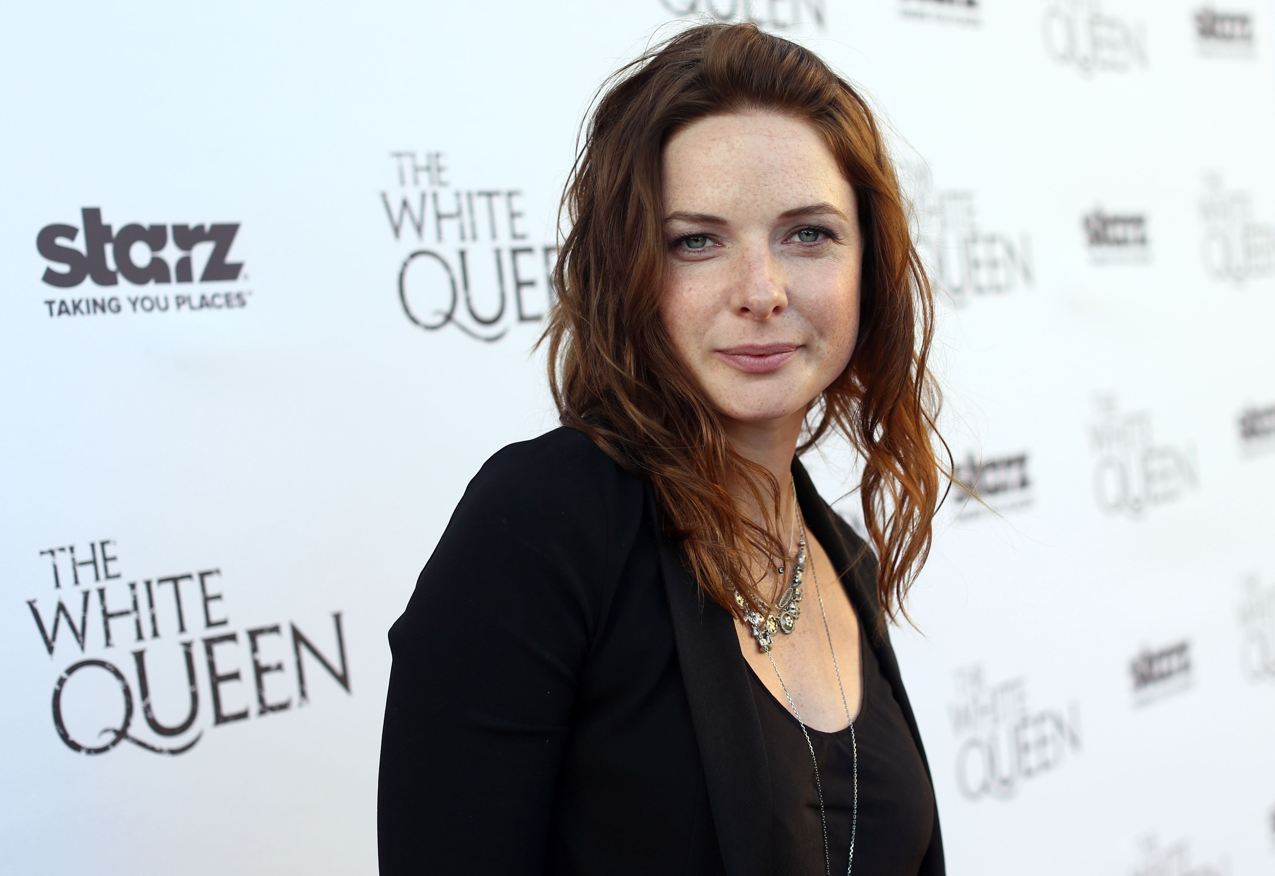 In the FOXlight: Rebecca Ferguson of STARZ's 'The White Queen'