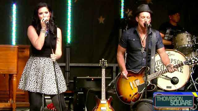 Thompson Square's 'Everything I Shouldn't Be Thinking'