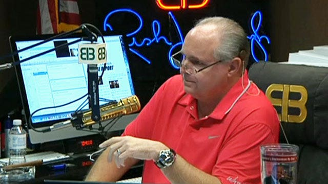Rush on Obama: I am back to being his number one obstacle
