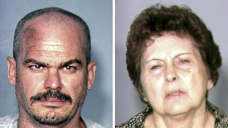 Couple accused of plotting to abduct, torture and kill Las Vegas police officers to attract attention to their anti-authority movement