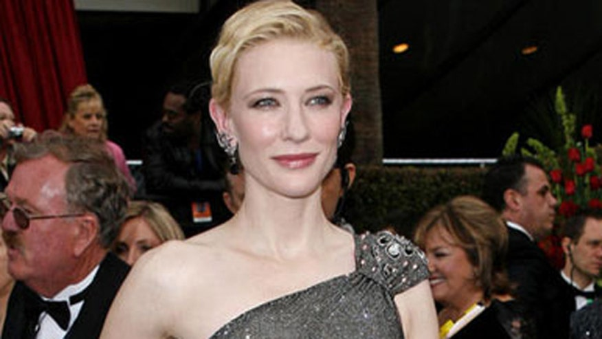 Academy Award winner stars in Woody Allen's latest film, 'Blue Jasmine'