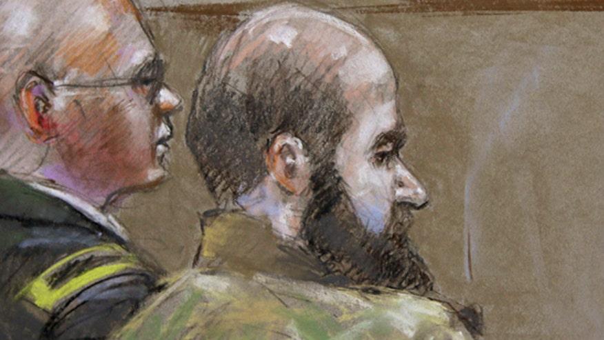 Maj. Nidal Hasan guilty on all counts