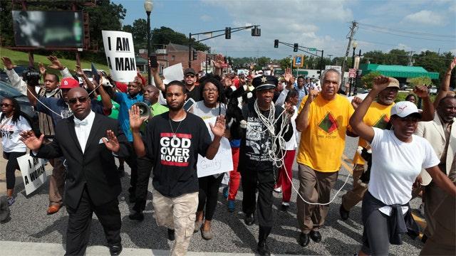 DOJ sends taxpayer-funded 'protest marshals' to Ferguson