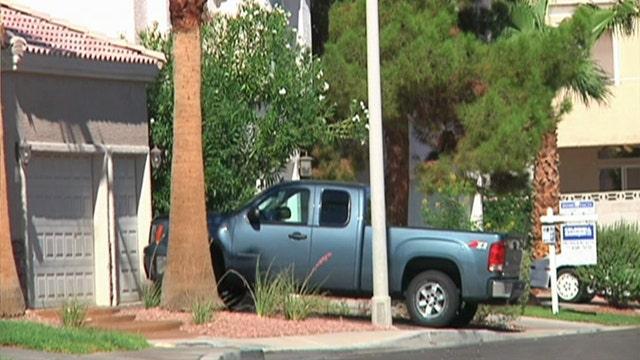 Matt Finn reports on cash sales dominating the recovering Las Vegas housing market