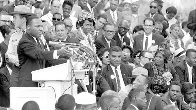 Beyond the Dream: The March on Washington's 50th Anniversary