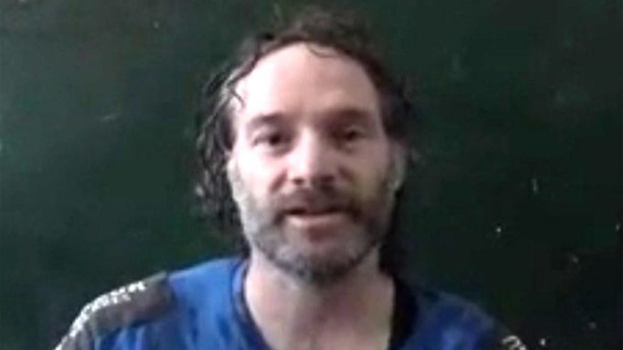 Peter Theo Curtis was held captive by an Al Qaeda-linked terror group