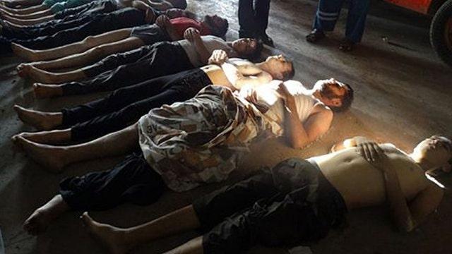Retired U.S.A.F. Lt. Col. on Syria