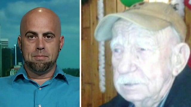 Veteran Delbert Benton's great-nephew on senseless crime
