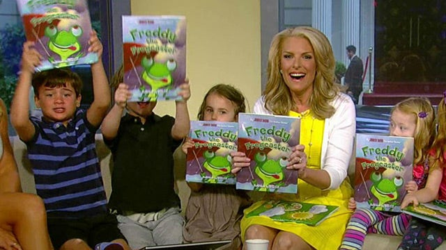 Janice Dean's new book makes weather fun for kids