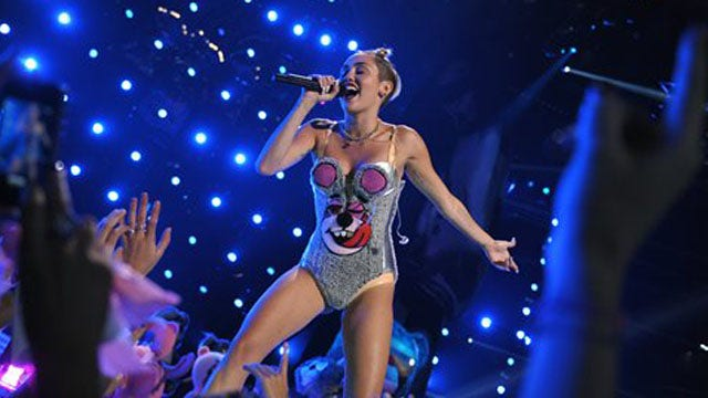 Miley Cyrus Over The Medal Of Honor?