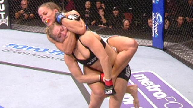 Women Warriors of the UFC