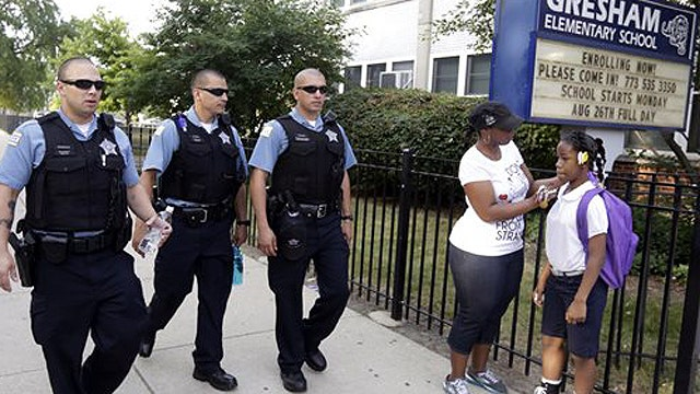 Are cops doing enough? Chicago crime rates soar