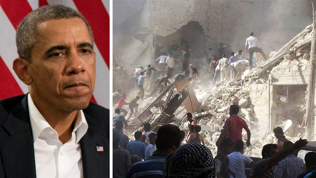 Power Play 8/26/2013: Obama waiting for UN on Syria?