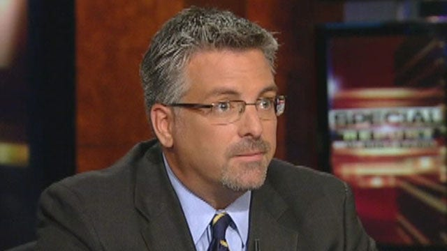 VIDEO: Hayes on Syria: We're going to war.