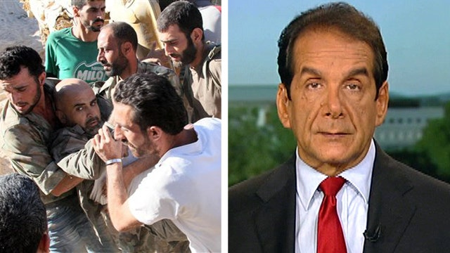 Krauthammer On Action In Syria