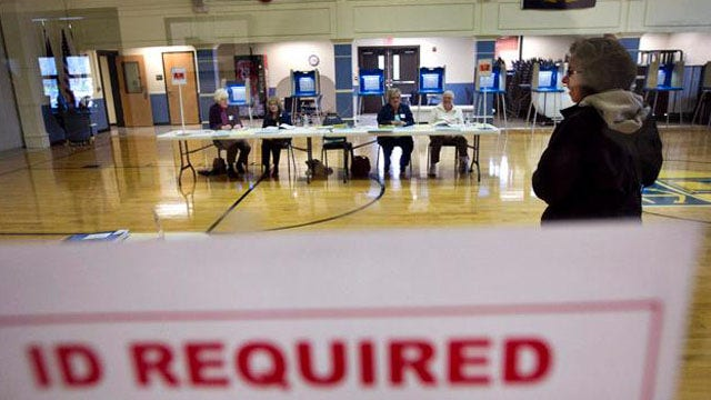 The uproar over voter ID laws