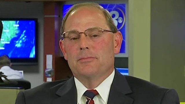 Fraternal Order of Police president talks Ferguson case