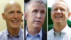 Will Tuesday's primaries impact on Republican momentum?