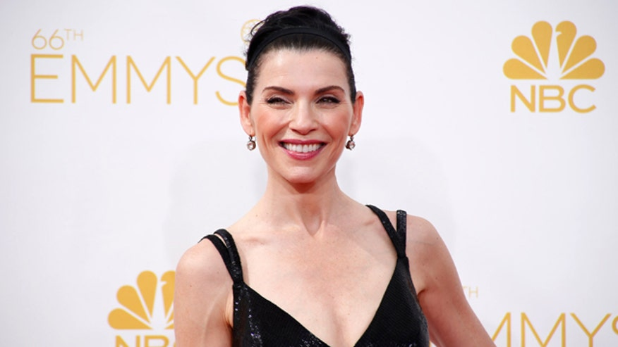 Emmy winner says 'Good Wife' is tough, rewarding