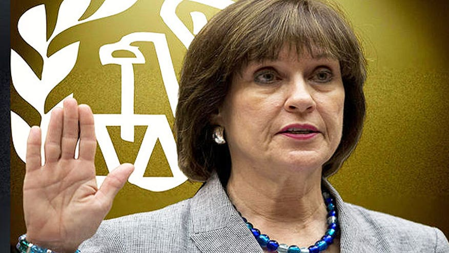 Lois Lerner's BlackBerry 'wiped clean' at start of congressional investigation