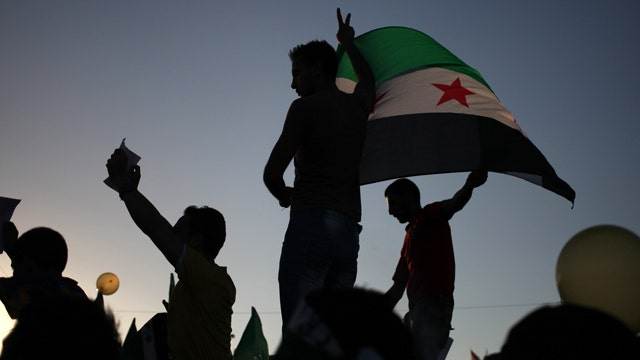 Are there certain 'good guys' for US to back in Syria?