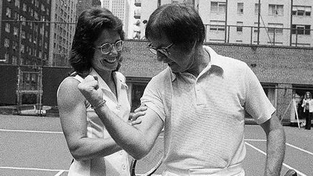 Was Billie Jean King's 'Battle of the Sexes' win rigged?