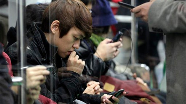 Are you too attached to your smartphone?