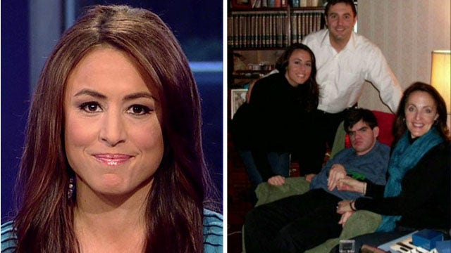 Andrea Tantaros' tribute to her late brother Daniel