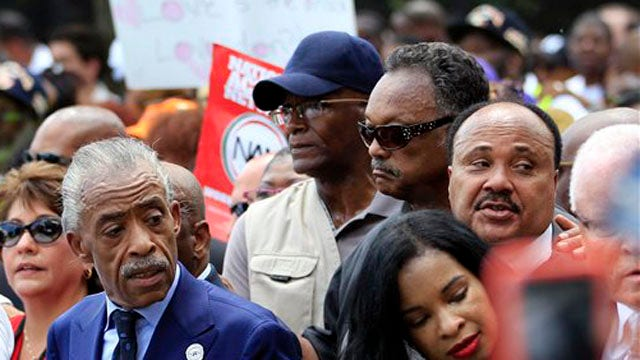 Have race relations improved since MLK's historic speech?