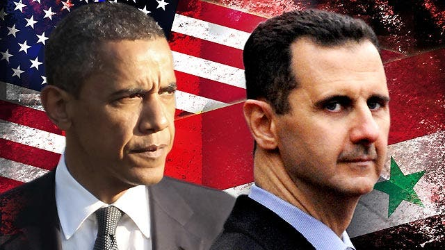 US bracing for military action in Syria