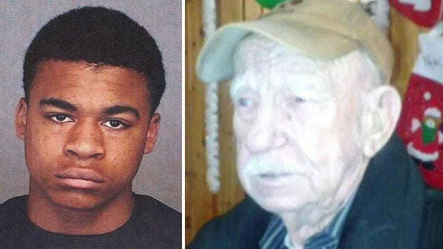 Second suspect in death of WWII veteran due in court