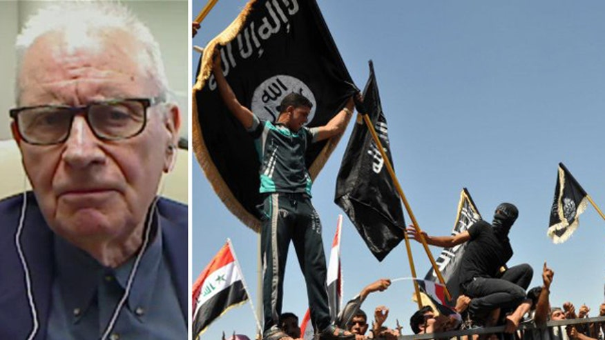 Lee Hamilton: 'We did not keep our finger on ISIS all the way'
