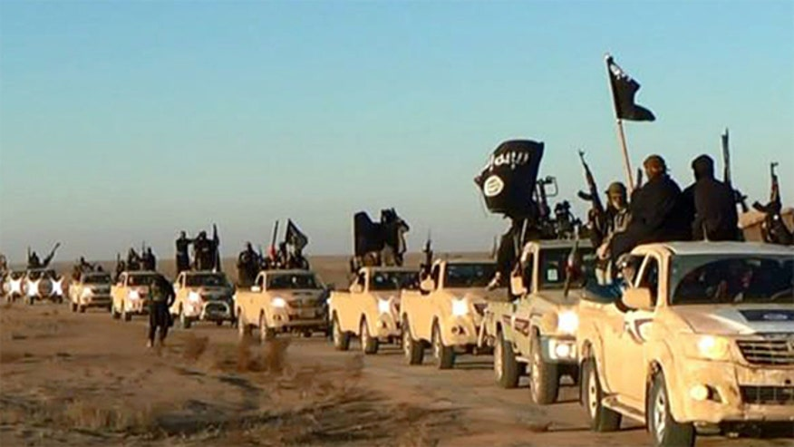 New insight into ISIS' military and intelligence capabilities