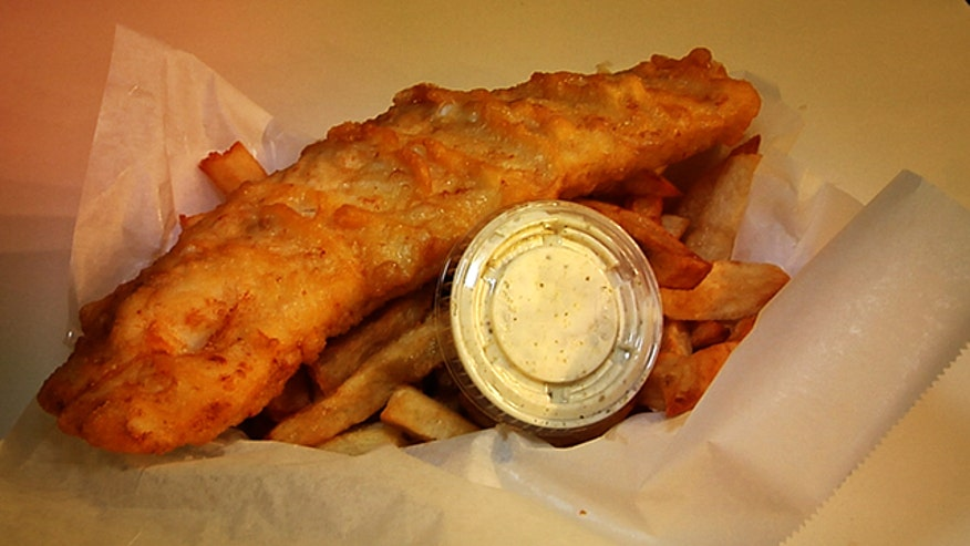 A Salt & Battery's Mat Arnfield shows us how to make classic fish and chips.