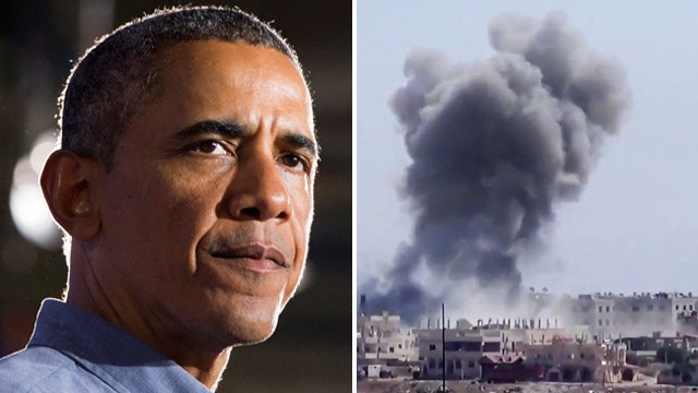 White House, Pentagon weigh military strike on Syria